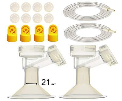 Maymom Replacement Tubing and Breast Pump Kit for Medela Pump in Style Advanced