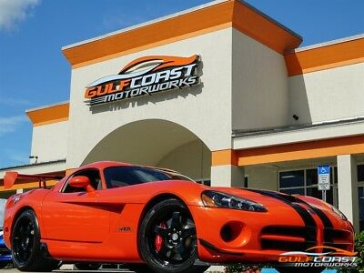 Viper SRT 10 ACR 2009 Dodge Viper SRT 10 ACR 6 Speed Manual 2-Door Coupe