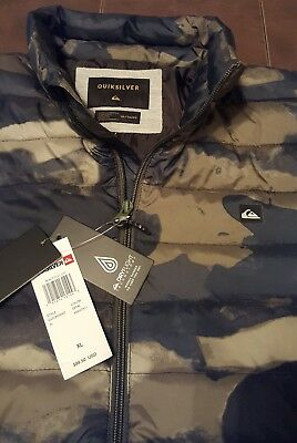 2d4093280198a QUIKSILVER™ SCALY FULL Water-Repellent Puffer Jacket EQYJK03342 CAMO ...