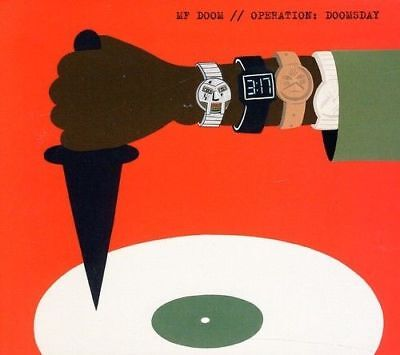 Operation: Doomsday Digipak by MF Doom CD  2 Discs Deluxe Edition New sealed
