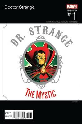 Dr Doctor Strange 1 Vol 4 Rare Hip Hop Variant Juan Doe Dre 2015 Series Sold Out
