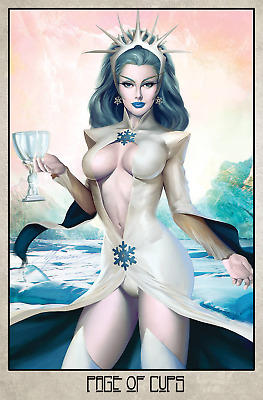 Grimm Fairy Tales DANCE OF THE DEAD #3 D MEGURO Variant Zenescope