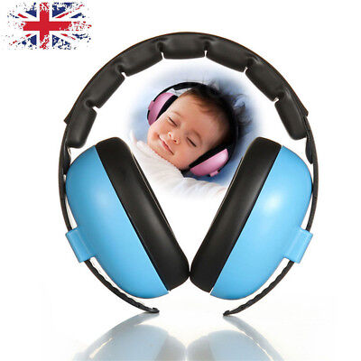 BABY Childs Kids Banz Ear Defenders Earmuffs Protection 4 COLOURS 3month Unisex