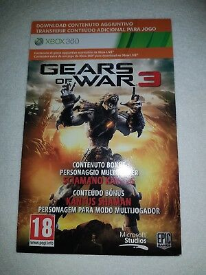 gears of war product key download
