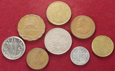 Small Collections of Coins from Africa - Choose Country / Era