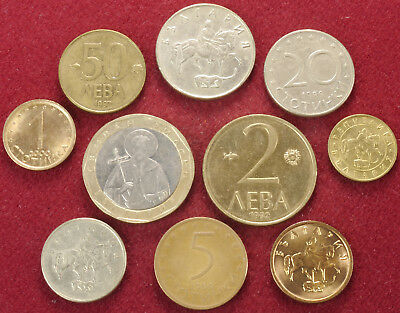 Small Collections of Coins from Eastern Europe - Choose Country/ Era