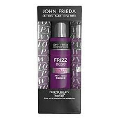 John Frieda Frizz Ease Forever Smooth Anti-Frizz Primer 100ml NEW BOXED