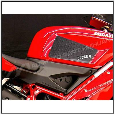 2009 2010 2011 2012 DUCATI 1198 Tank Traction Side Pad Gas Fuel Knee Grip Decal