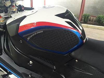 2010-2017 BMW S1000RR S1000 RR Tank Traction Side Pad Gas Fuel Knee Grip Decal