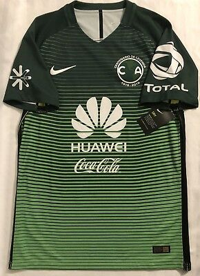 4981bac6fc2 Nike Club America Authentic On The Pitch Soccer Jersey. Adult Sz: Small,  Medium