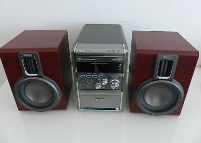 Philips micro hifi system MCM8 Price Reduction to Clear