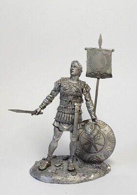 Tin soldier, figure. Alexander the Great, King of Macedonia 60 mm