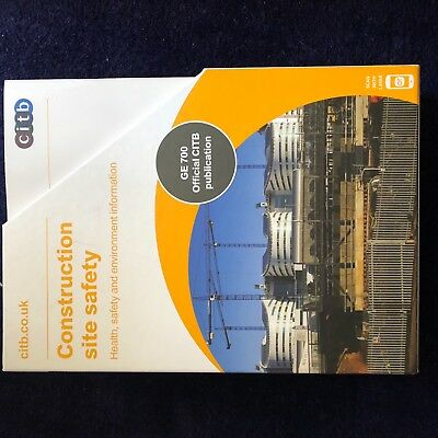 Citb ge700 construction site safety book set 2300 picclick uk citb construction site safety box set ge70018 smsts fandeluxe Gallery