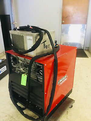 Lincoln 250 Ac/dc Tig Welder Water Cooled