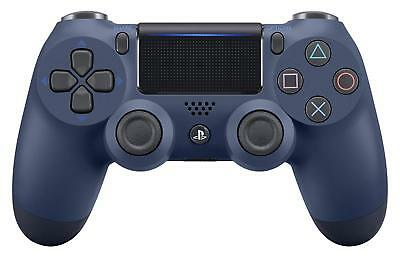 NEW PS4 PlayStation 4 Controller (DUALSHOCK 4) Midnight Blue Sony F/S