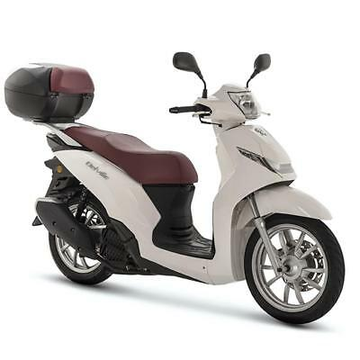 Peugeot Belville 200 Abs Scooter - White- Brand New - Zero Miles - Unregistered