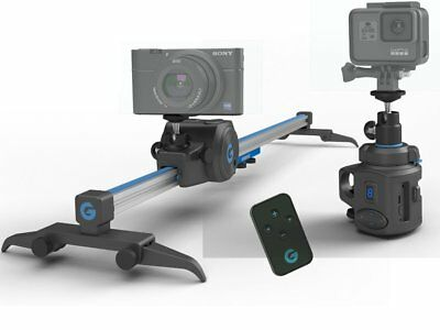 GripGear Movie Maker 2 Set - Electronic Slider & 360o Panoramic Time Lapse
