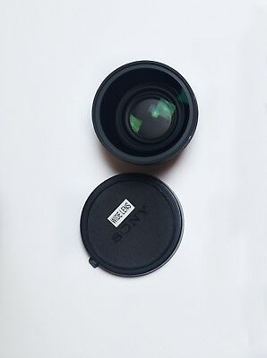 sony wide conversion lens VCL-HG0758