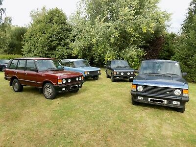 Range Rover Classic Spares - Large Amount Of Parts In Stock - Land Rover