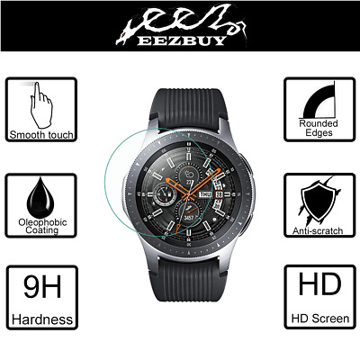 9H Premium Tempered Glass Screen Protector for Samsung Galaxy Watch 42mm / 46mm