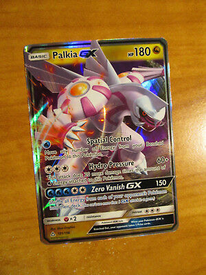 Palkia GX NM Ultra Prism 101//156 Pokemon TCG