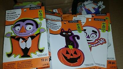 Large Halloween Box and decor/ Worth over $170!