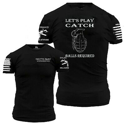 CATCH, Back Print, Enlisted Ranks, sold by the #1 seller of Grunt Style