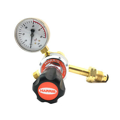 Harris 801 LPG High Flow Regulator – 0 to 400 KPA - Type 21