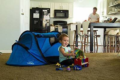 Baby Nook Travel Bed and Beach Tent (blue)