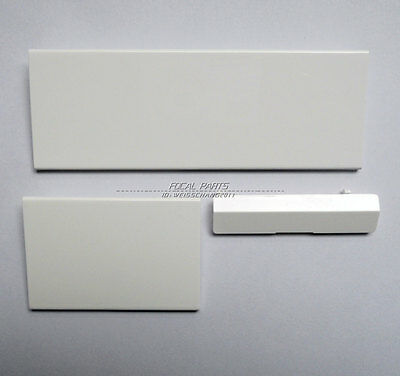 White Replace Door Slot Cover Lid Part for Nintendo Wii Console System WP A183