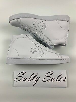 MULTISIZE CONVERSE PRO Leather 76 Mid ALL STAR SHOES hi golf fear of ... 24240f4ed