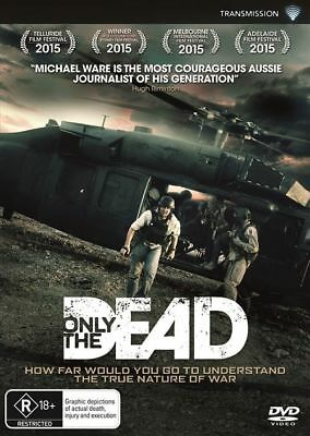 Only The Dead Dvd, New & Sealed, Region 4, 2018 Release Free Post
