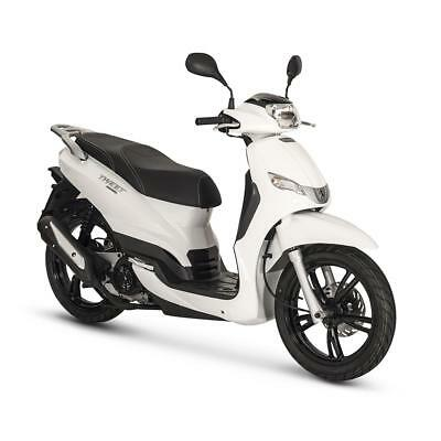 Peugeot Tweet 150Cc Scooter - White - Brand New - Zero Miles - Unregistered