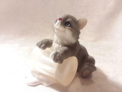 Charming Purrsonalities, by Enesco When it Comes to fun...