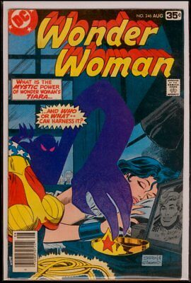 DC Comics WONDER WOMAN #246 VG/FN 5.0