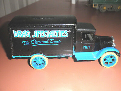 Drag Specialties The Rarest one of All , Number 1,  Hawkeye Truck bank By Ertle