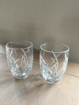 WATERFORD CRYSTAL JOHN Rocha Geo Single Red Wine Glass Unused ...