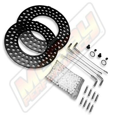 Heavy Duty Truck Alignment Turn Plate Table Repair Kit Stainless Steel Hardware