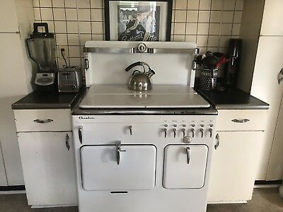 Rachel Ray Style Vintage/Antique Chambers Gas Stove oven 15-B 15B 1939-1948