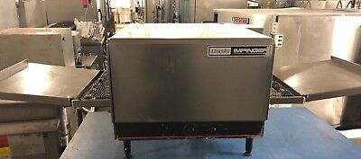 Lincoln Impinger 1301 Pizza Sub Conveyor Oven Single Phase WORKS GREAT!