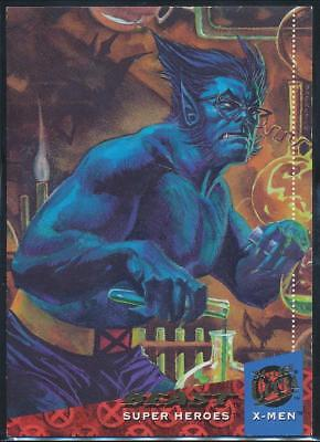 1994 X-Men Ultra Trading Card #3 Beast