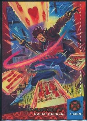 1994 X-Men Ultra Trading Card #4 Gambit