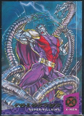 1994 X-Men Ultra Trading Card #54 Colossus