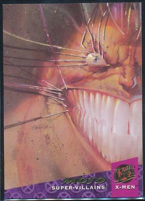 1994 X-Men Ultra Trading Card #74 Mojo
