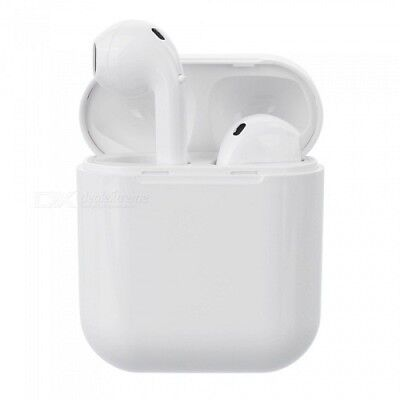 Wireless Bluetooth Stereo Airpods Earbuds Headphones for Iphone Android with box