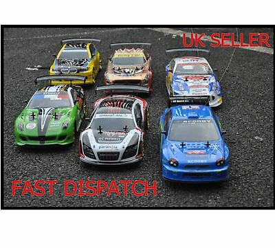 Radio Remote Control Drift RC Cars 1:10 Scale Nissan,BMW,Audi,Subaru,Ferrari -UK