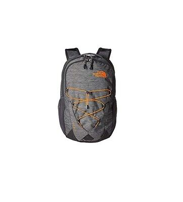 The North Face Men Jester Backpack 2018 Dark Grey Persian Orange  NEW w/ Tags