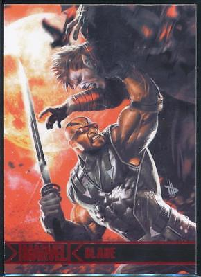 2012 Marvel Greatest Heroes Trading Card #10 Blade
