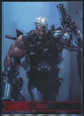 2012 Marvel Greatest Heroes Trading Card #12 Cable