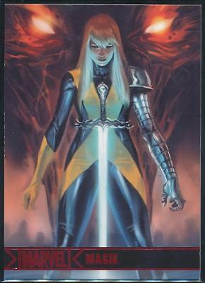 2012 Marvel Greatest Heroes Trading Card #48 Magik